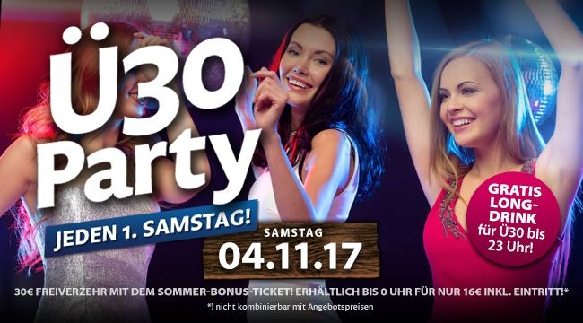 Ü30 single party kiel